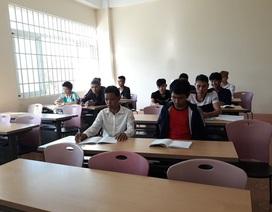 Một số cơ sở giáo dục nghề nghiệp vẫn cho HS-SV đi học bình thường