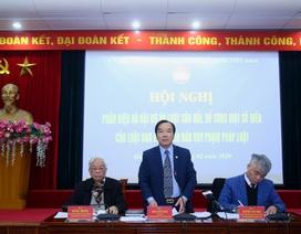 """""""Quốc hội """"xi nhan"""" phải, cơ quan soạn thảo luật rẽ… trái"""""""