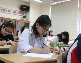 Tuyển sinh lớp 10 tại Hà Nội: Công bố môn thứ tư vào tháng 3