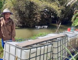 Nghề lạ Bến Tre: Đổi nước cho dân vùng nhiễm mặn, bỏ túi tiền triệu