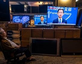 Mỹ áp dụng quy chế mới với 5 cơ quan truyền thông nhà nước của Trung Quốc