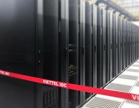 Năm 2020, Viettel IDC tiếp tục tăng trưởng doanh thu cloud 100%