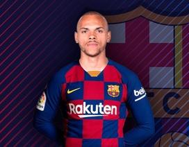 Barcelona chính thức công bố chiêu mộ tân binh
