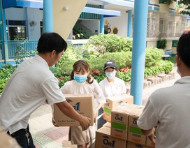 LIXCO trao tặng hơn 5000L gel rửa tay khô trong mùa dịch Covid - 19