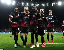 """Tottenham 0-1 Leipzig: Son Heung Min ngồi ngoài, Mourinho """"hết phép"""""""
