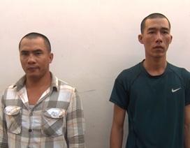Bắt giam 2 gã đàn ông nghi bắt cóc tống tiền ngư phủ
