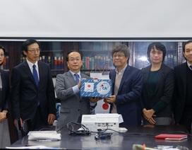Nhật Bản tiếp tục hỗ trợ Việt Nam phòng chống dịch do virus Covid-19