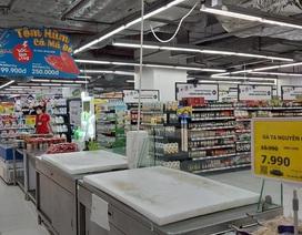 """Dân Hà Nội lùng siêu thị, canh cả ngày không được """"giải cứu"""" tôm hùm"""