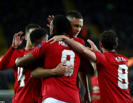 Man Utd bị cầm chân, Arsenal thắng nhọc ở Europa League