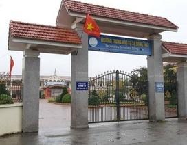 """Vụ Hiệu phó bị """"tố"""" bắt học sinh tự tát vào mặt: UBND huyện lên tiếng"""