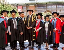 Đại học Úc hỗ trợ gần 1000 USD cho mỗi sinh viên Trung Quốc quay lại trường