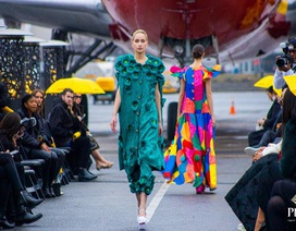 Dàn mẫu quốc tế tỏa sáng cùng trang sức PNJ tại New York