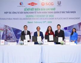 Unilever tiên phong xây dựng nền kinh tế tuần hoàn trong quản lý rác thải nhựa tại Việt Nam