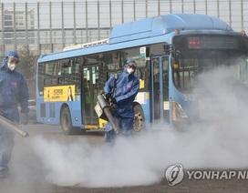 """Số ca nhiễm virus corona vọt lên 156, Hàn Quốc khẩn cấp khoanh """"ổ dịch"""""""