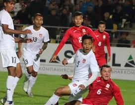 Myanmar lên tiếng về nghi án bán độ ở vòng loại World Cup 2022