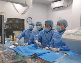 Hiếm gặp: Bệnh nhân có trái tim nằm bên phải bị nhồi máu cấp
