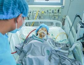 Mẹ hài nhi ngừng tim 10 phút trút hơi thở cuối cùng trong niềm tiếc thương