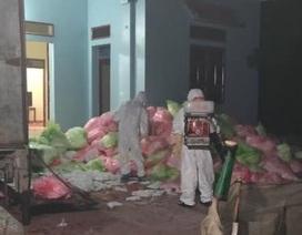 Hà Nội: Phát hiện đối tượng thu gom 620kg khẩu trang y tế đã qua sử dụng
