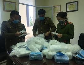 """Phát hiện số lượng lớn khẩu trang y tế """"tuồn"""" sang Campuchia"""