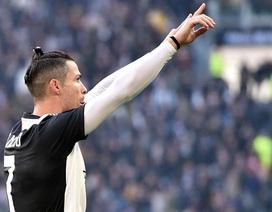 C.Ronaldo cán mốc 1000 trận trong sự nghiệp