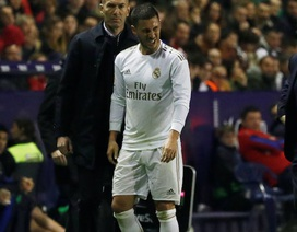 Real Madrid đón tin dữ sau trận thua sốc