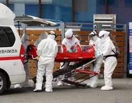 Hàn Quốc: Người thứ 7 tử vong vì corona, số ca nhiễm vọt lên 763