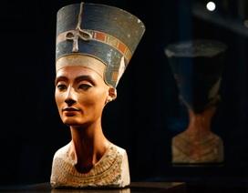 Các nhà khảo cổ nghĩ rằng có thể đã tìm thấy lăng mộ nữ hoàng Nefertiti