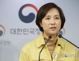 Dịch corona bùng phát, Hàn Quốc hoãn khai giảng năm học mới
