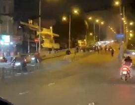Công an nổ súng giải tán 2 nhóm thanh niên hỗn chiến