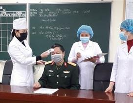 Phương pháp chống dịch Covid-19 của Học viện Quân y