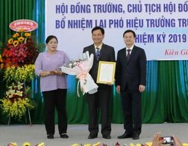 Trường ĐH Kiên Giang ra mắt Hội đồng trường và tân Hiệu trưởng