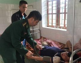 Đồn Biên phòng cứu sống nam thanh niên ăn lá ngón tự tử