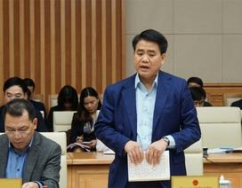 Chủ tịch Hà Nội: Thành phố có 22.000 người Hàn Quốc lưu trú