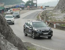 Subaru Forester - Giá chỉ hơn 900 triệu đồng để chinh phục thị trường