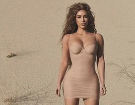Kim Kardashian quyến rũ làm người mẫu thời trang