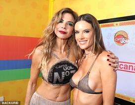 Alessandra Ambrosio bốc lửa dự lễ hội carnival ở Brazil