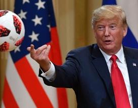 Các nhà lãnh đạo thế giới tặng quà gì cho ông Trump?