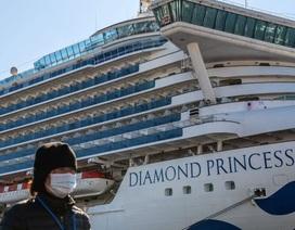 Hành khách thứ 4 trên du thuyền ở Nhật Bản tử vong vì virus corona