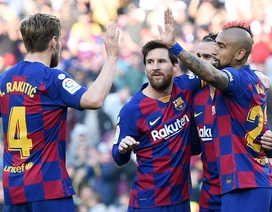 Messi phải kiểm tra Covid-19 khi tới Italia thi đấu