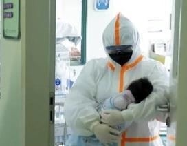 Bé sơ sinh Trung Quốc nhiễm Covid-19 tự khỏi mà không cần điều trị