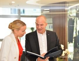 MB ra mắt dịch vụ ngân hàng cao cấp chuyên biệt chuẩn Thụy Sỹ