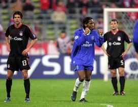 Năm lần đại chiến nảy lửa giữa Chelsea và Bayern Munich