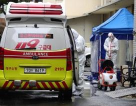 Hàn Quốc công bố ca tử vong thứ 10, gần 1.000 người nhiễm Covid-19