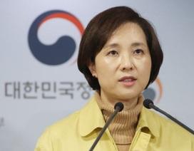 Hàn Quốc hoãn khai giảng kỳ học mới 1 tuần vì Covid-19