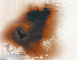 Phát hiện dấu tích hồ nước cổ đại lớn nhất thế giới ở sa mạc Sahara