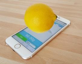 Mẹo biến iPhone thành cân điện tử bỏ túi