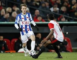 Cựu ngôi sao Barcelona ngán ngẩm vì dự bị ở Heerenveen