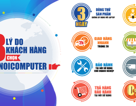 Hanoicomputer tưng bừng khai trương showroom thứ 7 tại Long Biên - Hà Nội