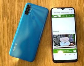 Realme tung smartphone phổ thông C3 giá dưới 3 triệu đồng tại Việt Nam