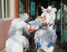 Hàn Quốc xác định ca nhiễm Covid-19 đầu tiên là người từ Vũ Hán